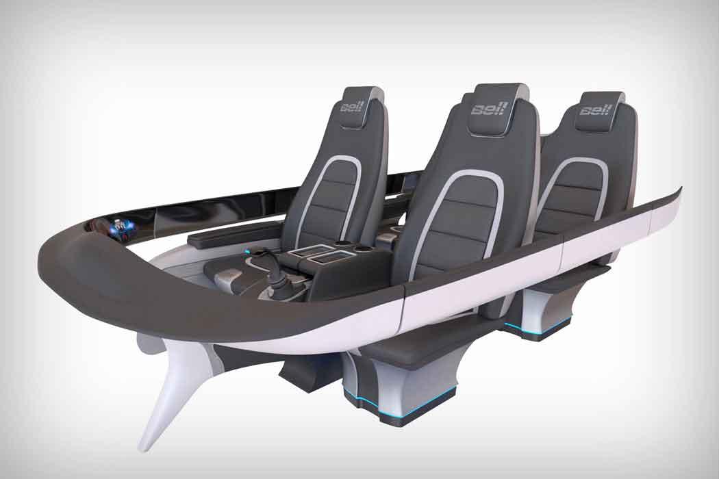 Воздушное такси - уже реальность