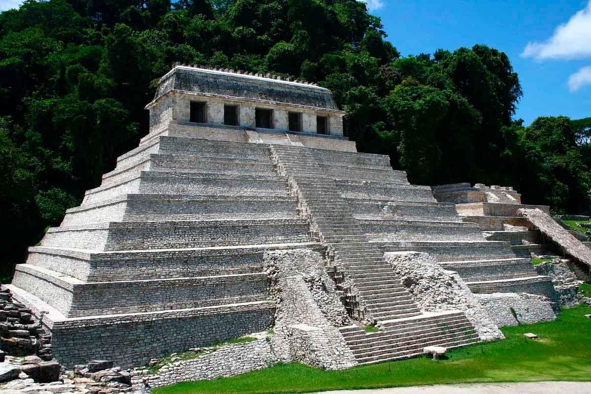 Паленке. Цивилизация Майя.