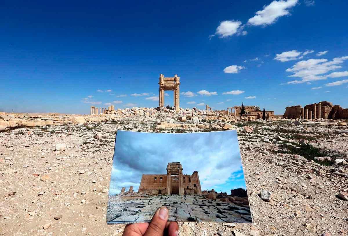 Пальмира. Наследие Сирии.