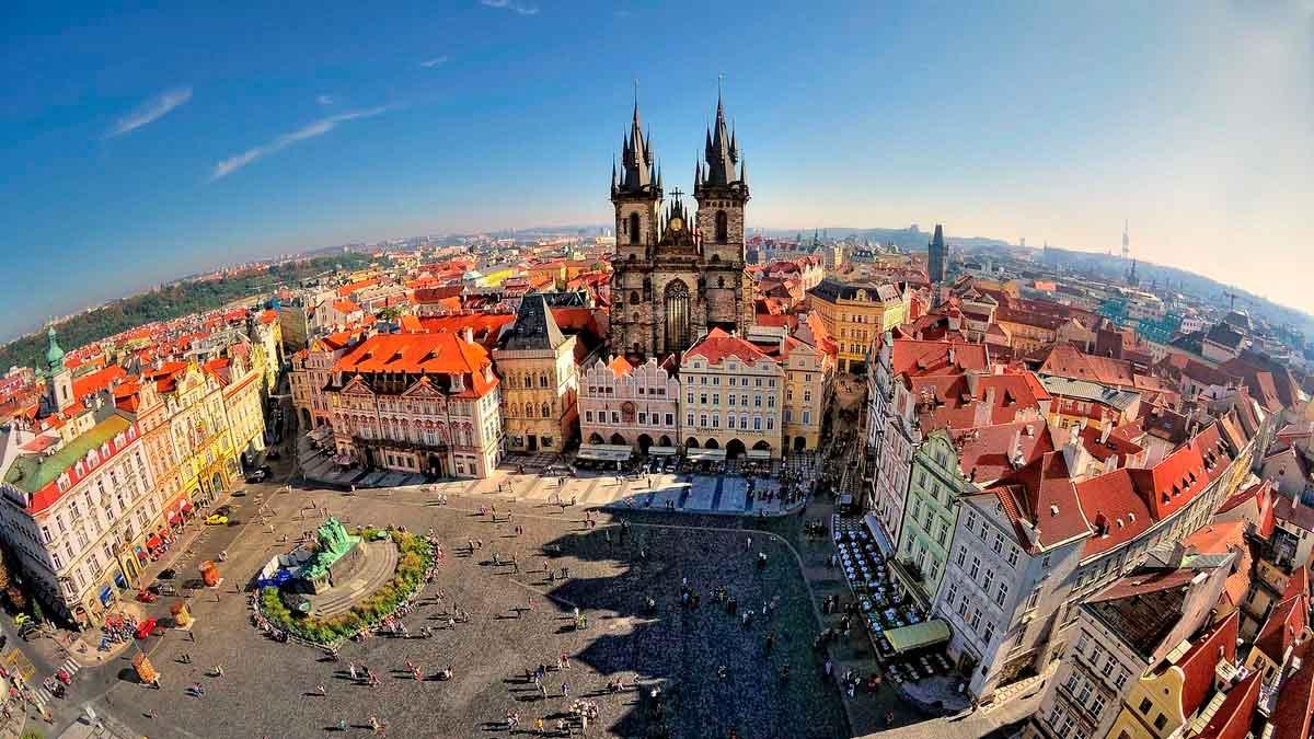 Средневековая готика в Праге