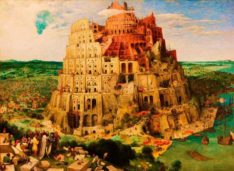 Питер Брейгель Старший 1563