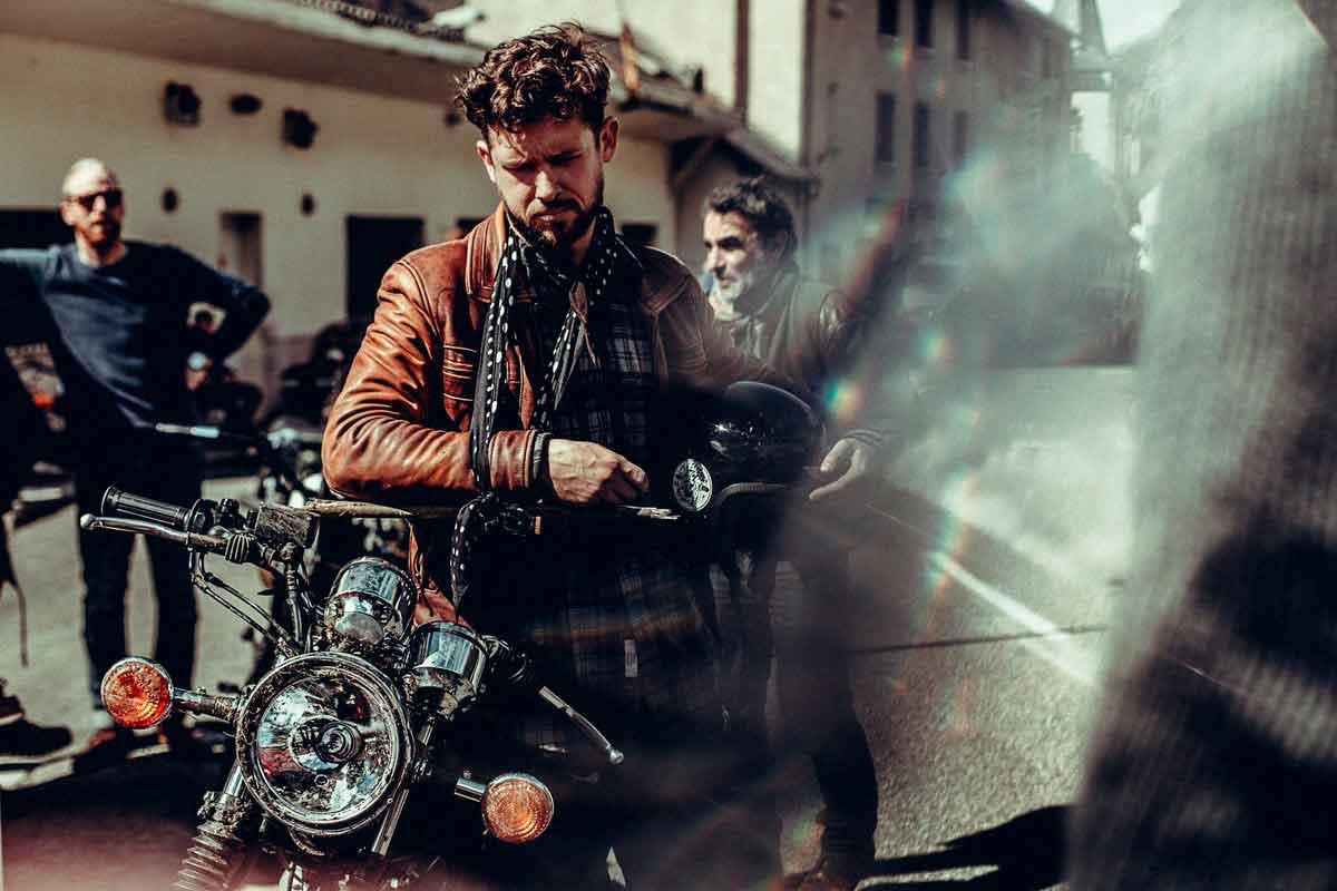17 ооочень красивых ретро-дизайн фото мотоциклов BMW и DUCATI.