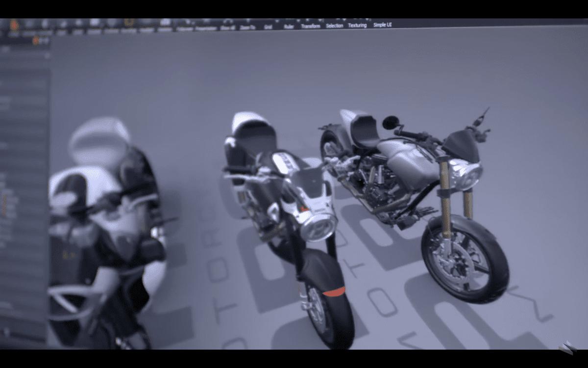 Киану Ривз разрабытывает мотоциклы