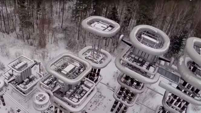 20  фото из запрещенных мест сделанные дронами
