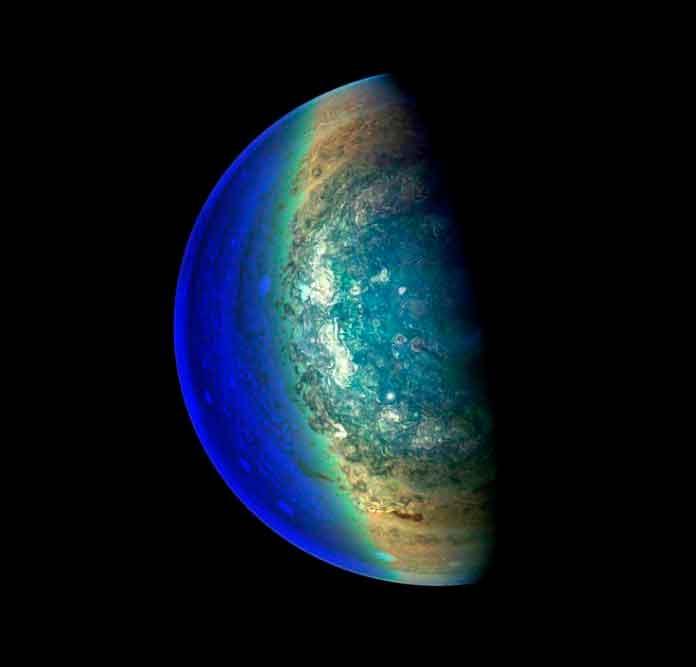 NASA / JPL-Caltech / SwRI / MSSS / Gerald Eichstadt