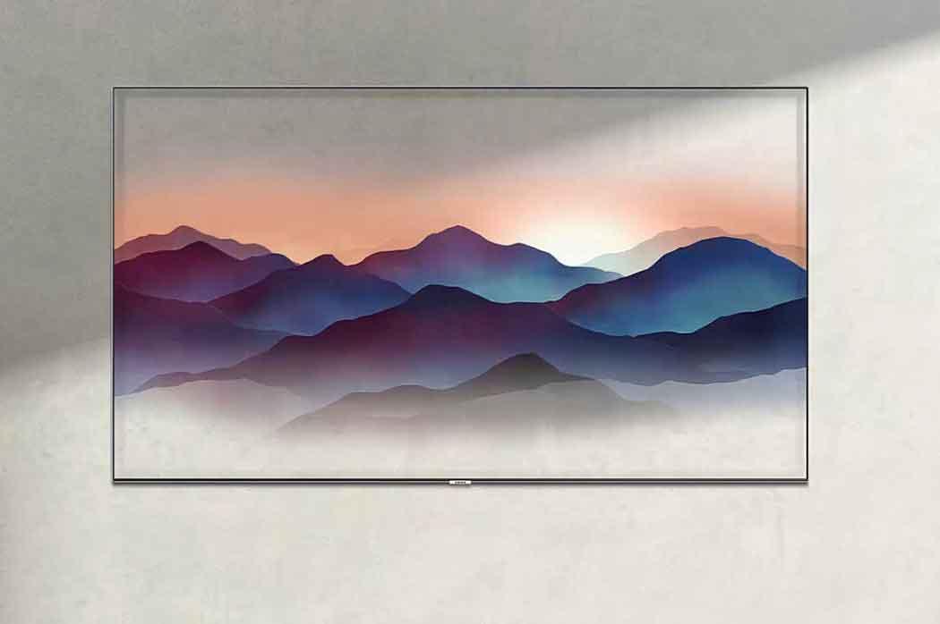 Прозрачные телевизоры Samsung