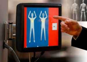Как работает сканер тела с терагерцевым излучением?
