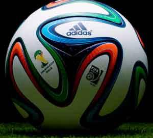 Эволюция футбольного мяча. Telstar 18
