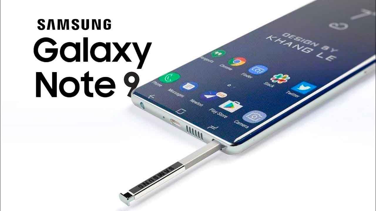 Обзор: Samsung Galaxy Note 9