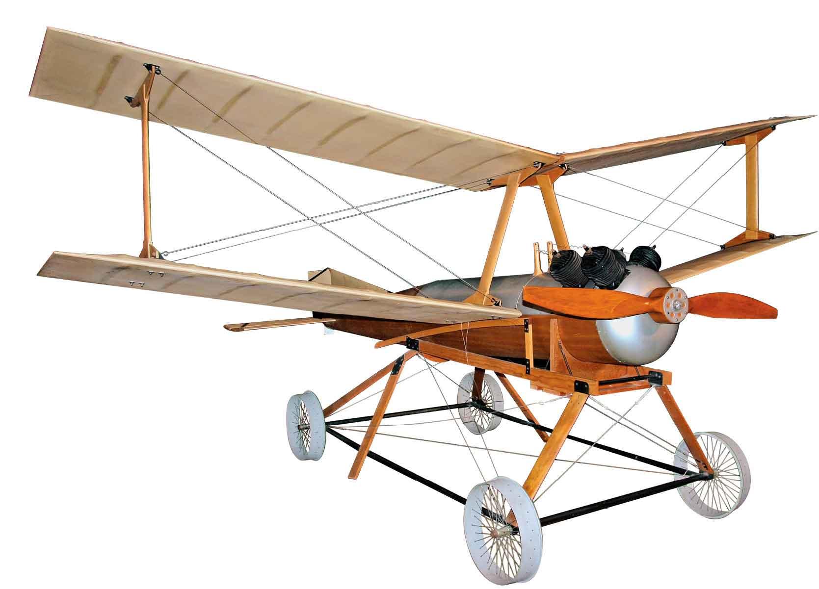 воздушная торпеда Kettering Bug