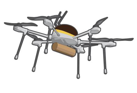 дрон 'Horsefly