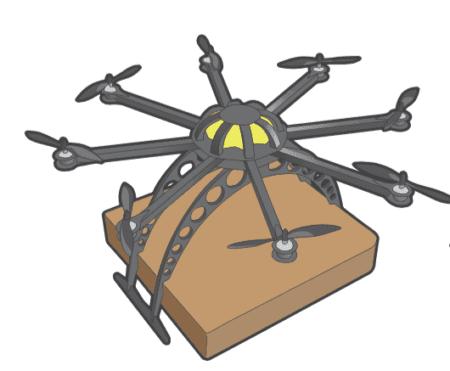DRU Drone