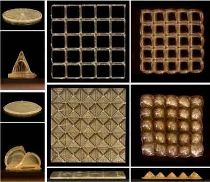 3D-печатные жидкокристаллические эластомеры
