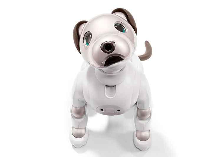 Собака-робот Sony's aibo