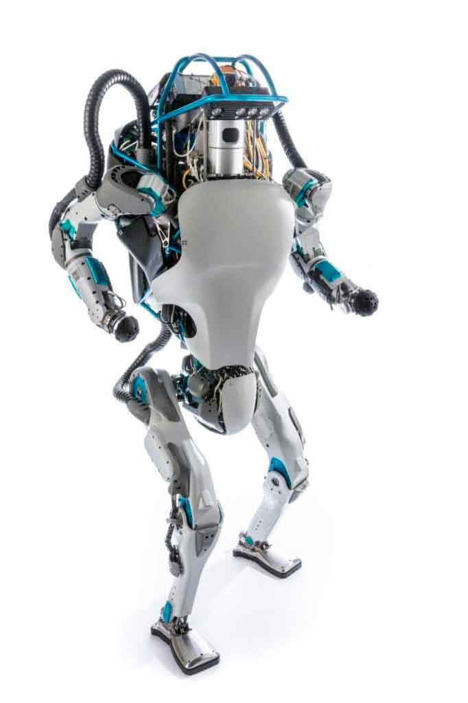 Робот Boston Dynamics' Atlas