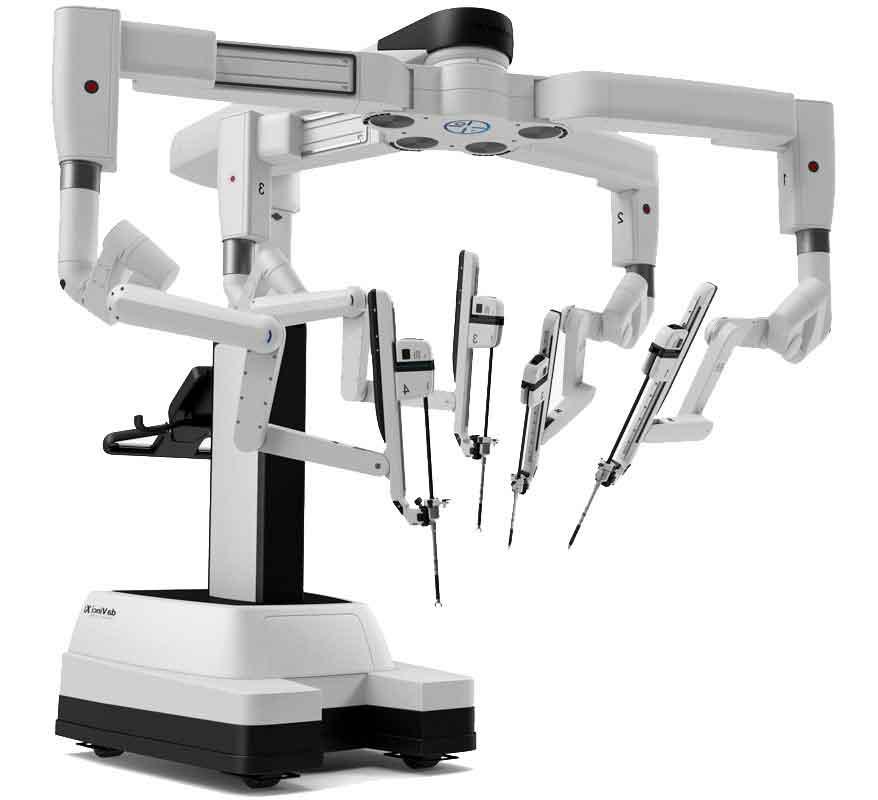 хирургическая платформа da Vinci SP