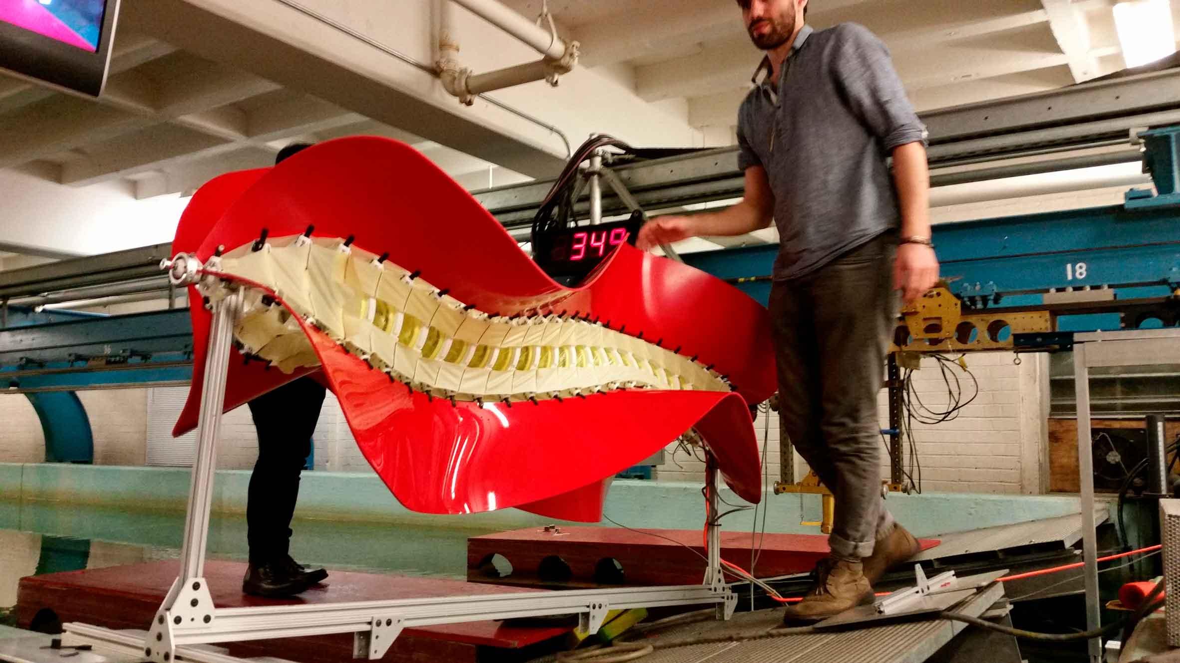 Десантный робот Velox