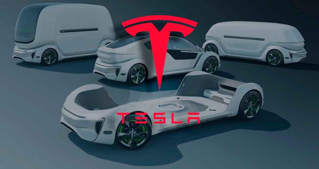 Система Tesla Pod