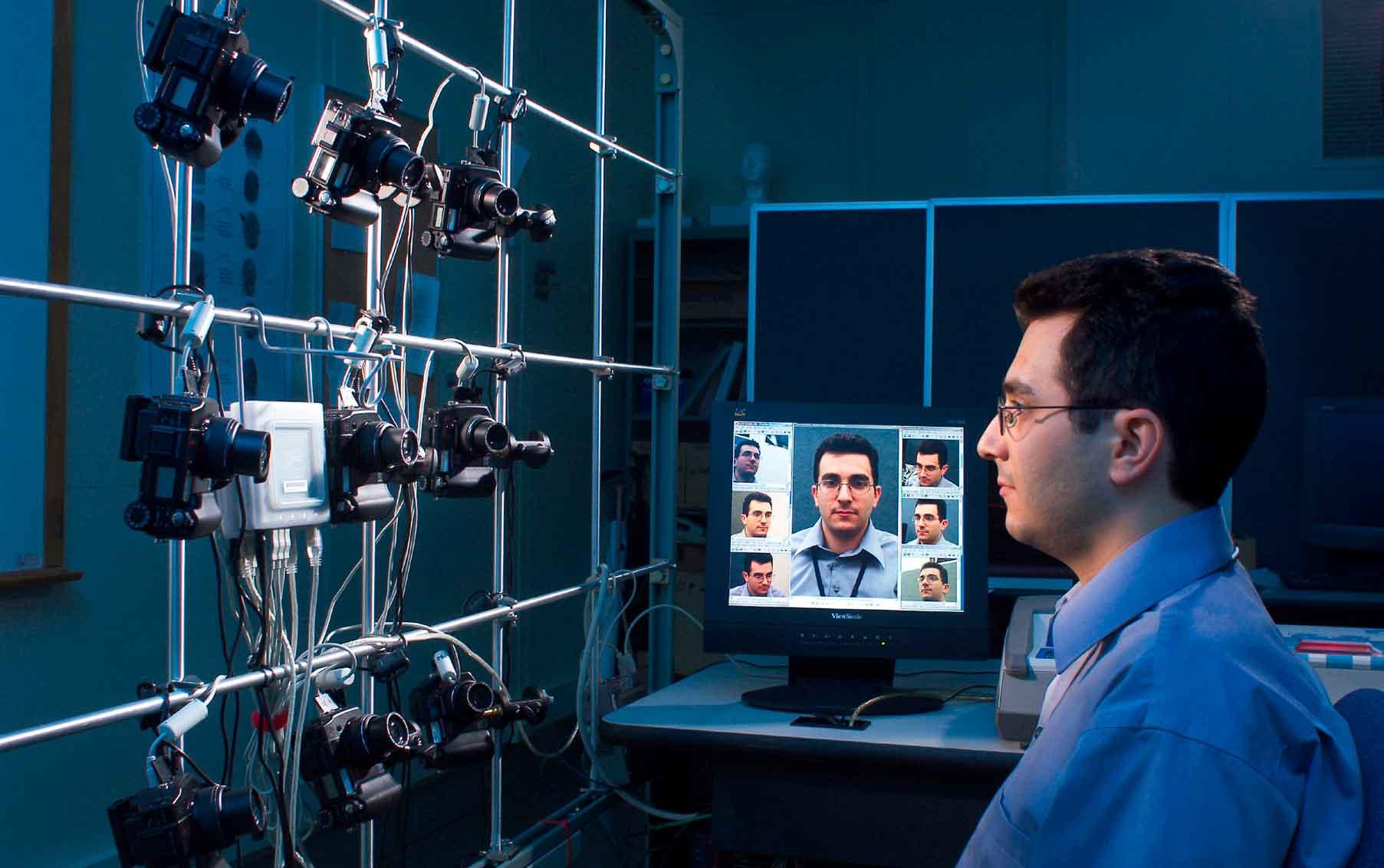 Как работает технолгия распознавание лиц?