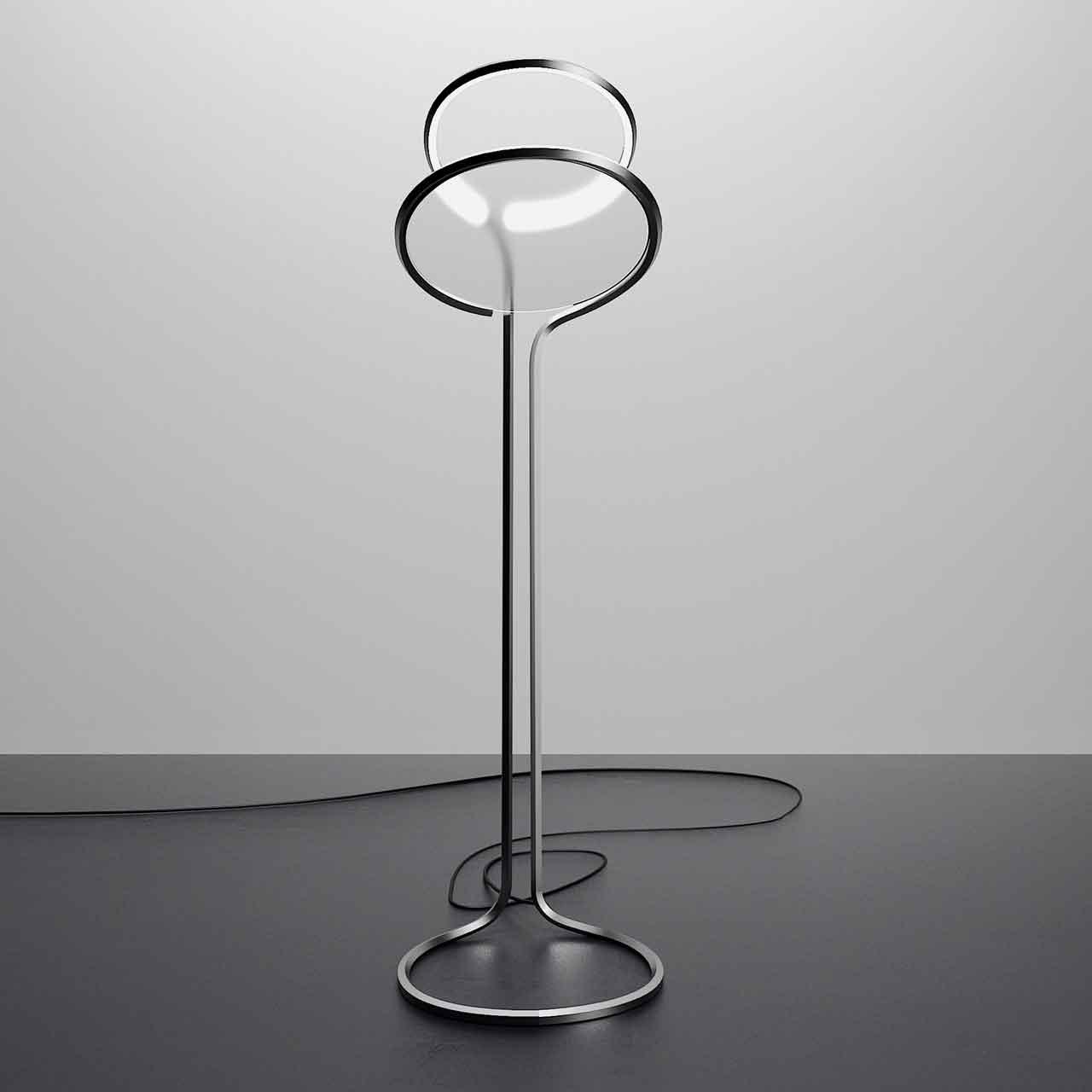 Удивительная эстетика света в дизайне торшера