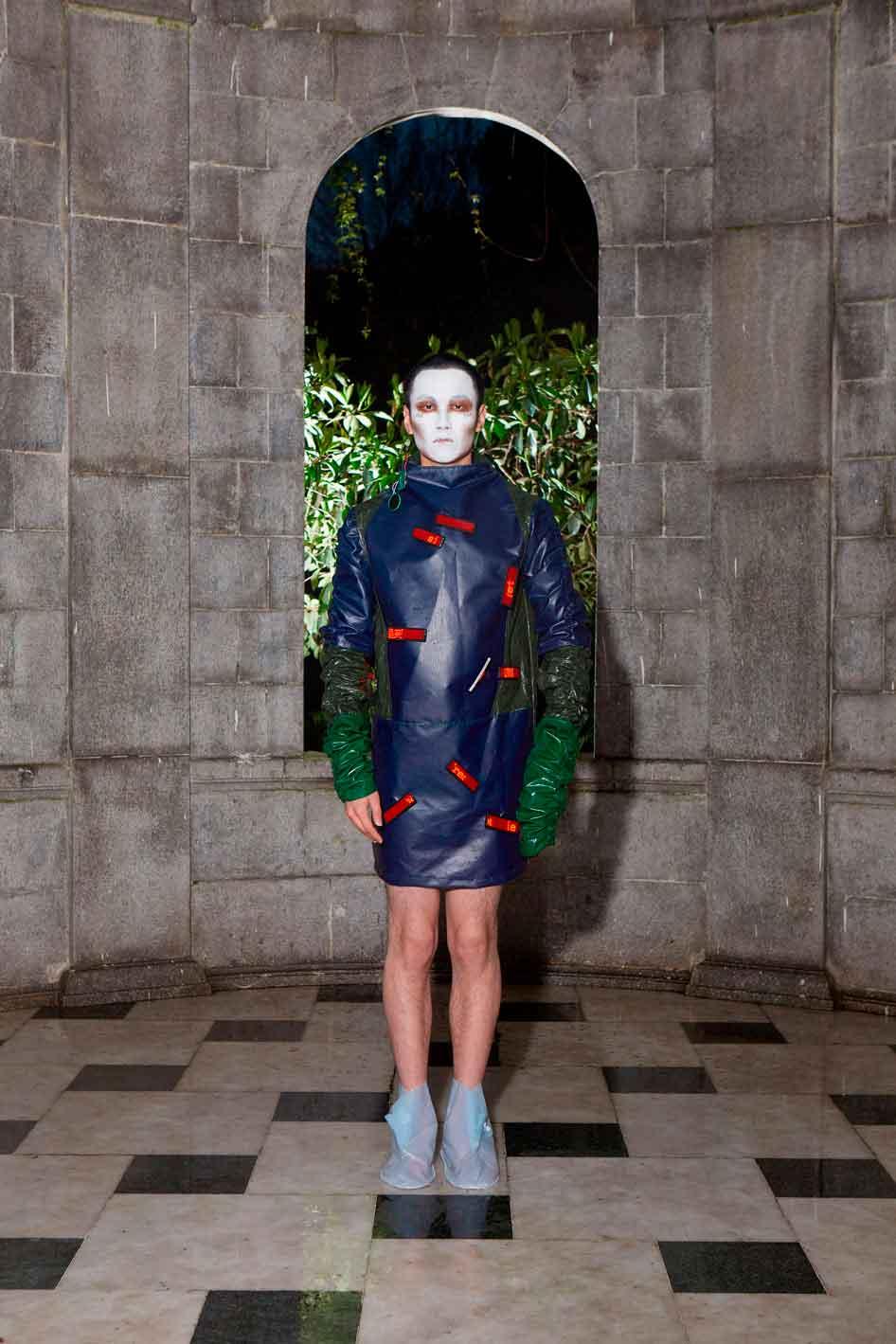 Fashion-индустрия для усопших. 6 предметов гардероба из новой коллекции
