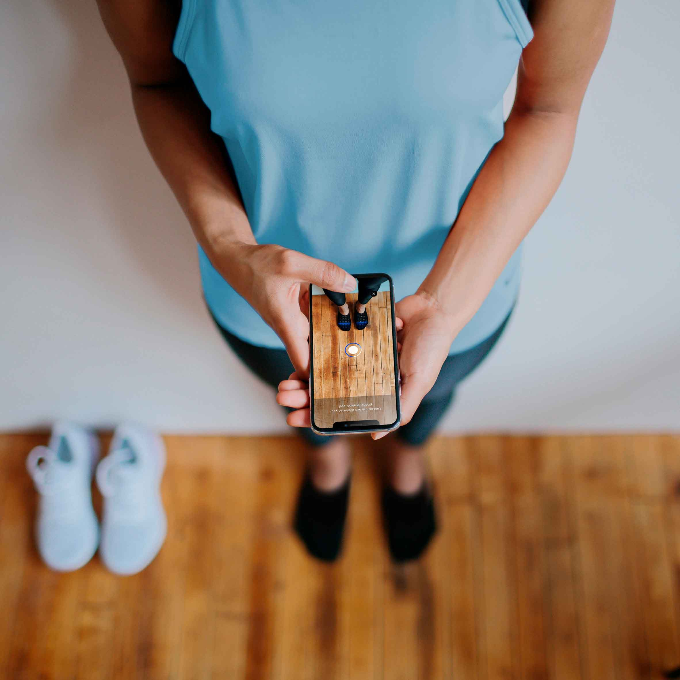 Приложение Nike за несколько секунд подберёт вам идеальную пару