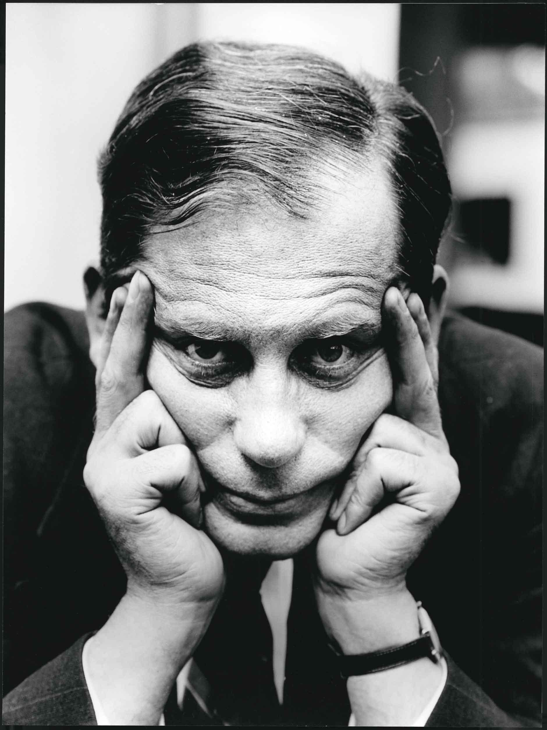 Архитектор Вальтер Гропиус