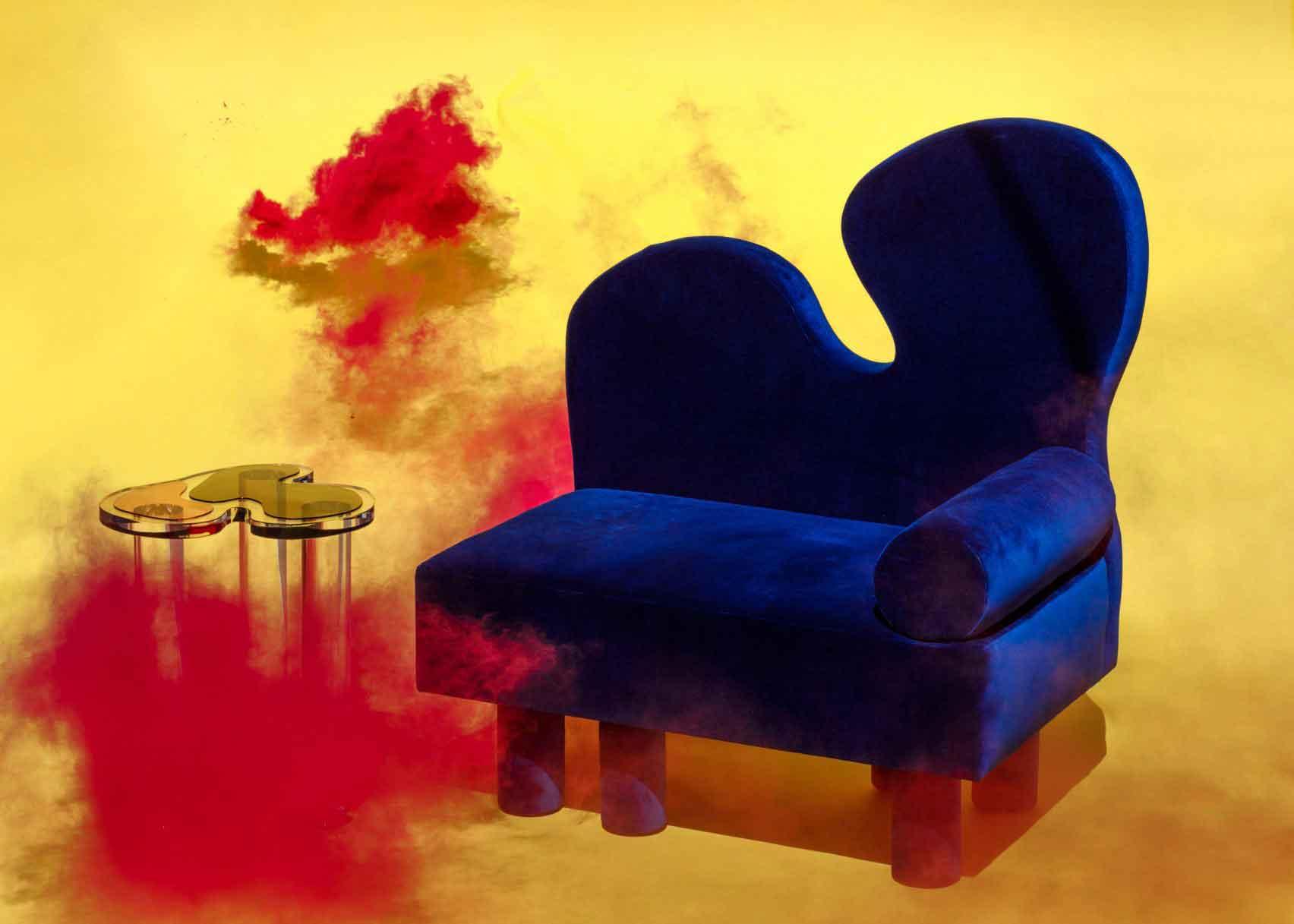 Кресло Бордон от Another Human