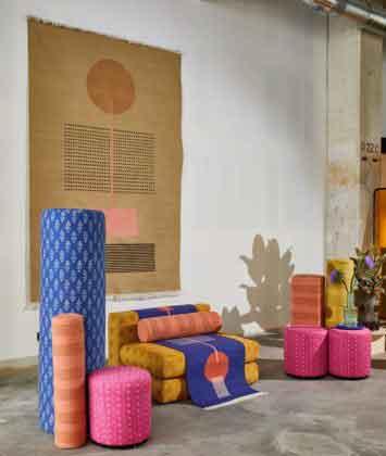 Кресло-трон Block Shop