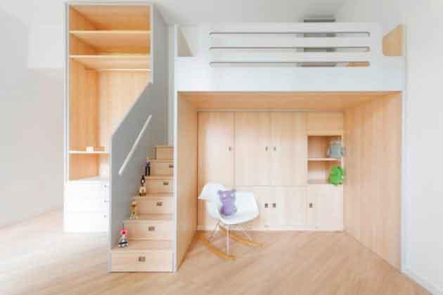 Детская в апартаментах Plus Ultra