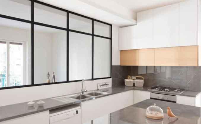 Апартаменты Plus Ultra кухня