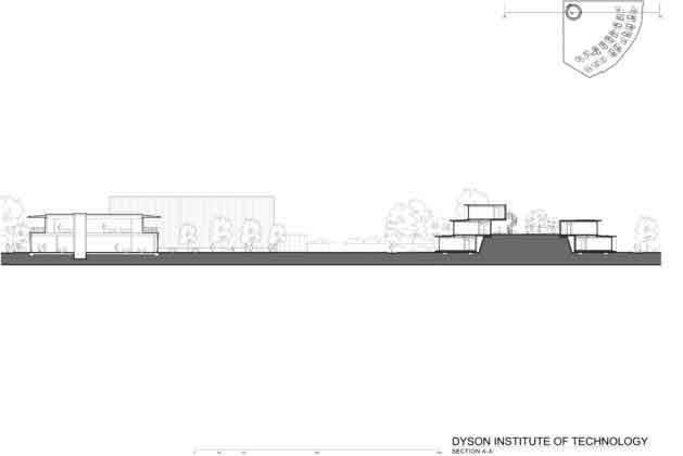 план модульного студенческого городка