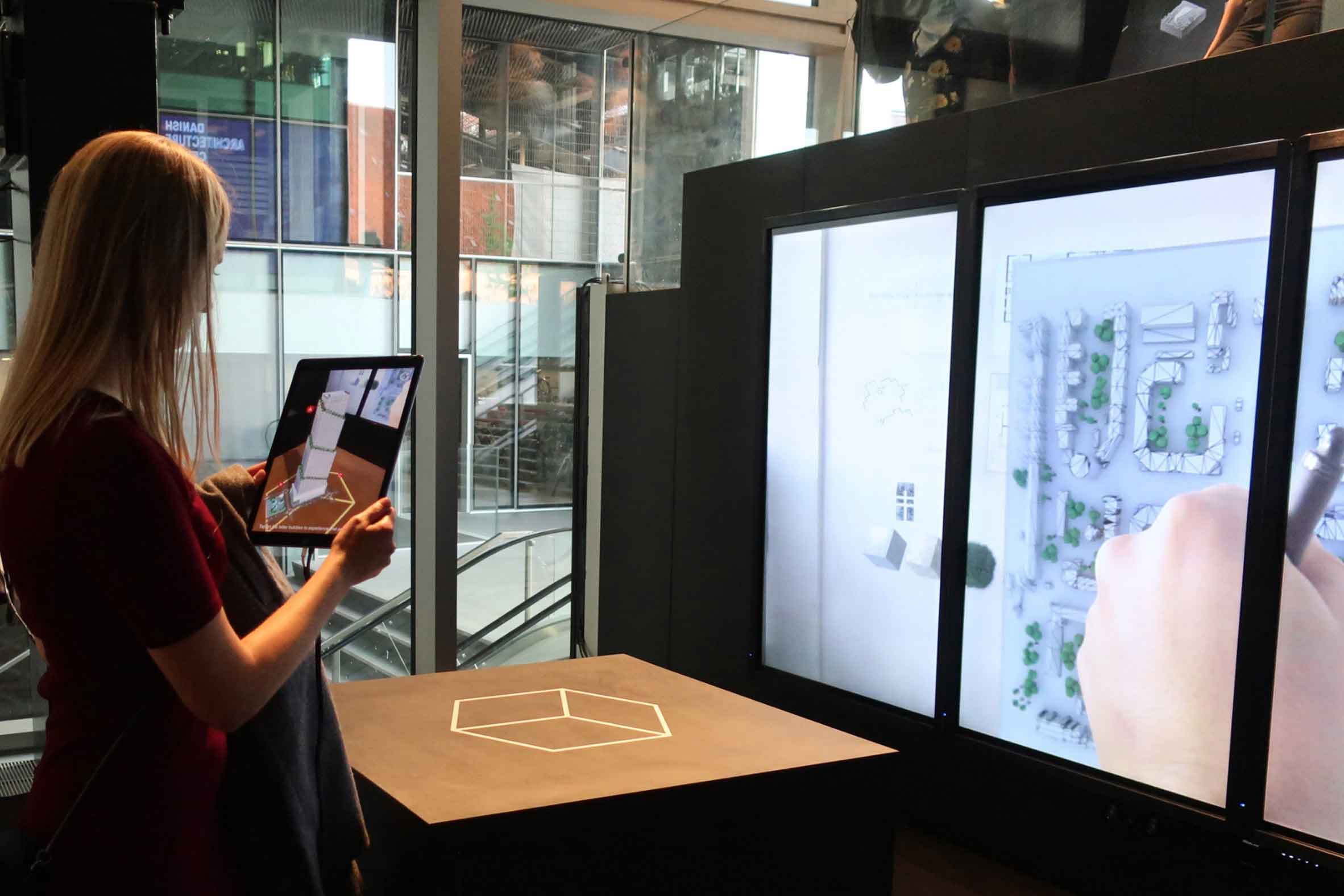программа Hyperform виртуальная реальность
