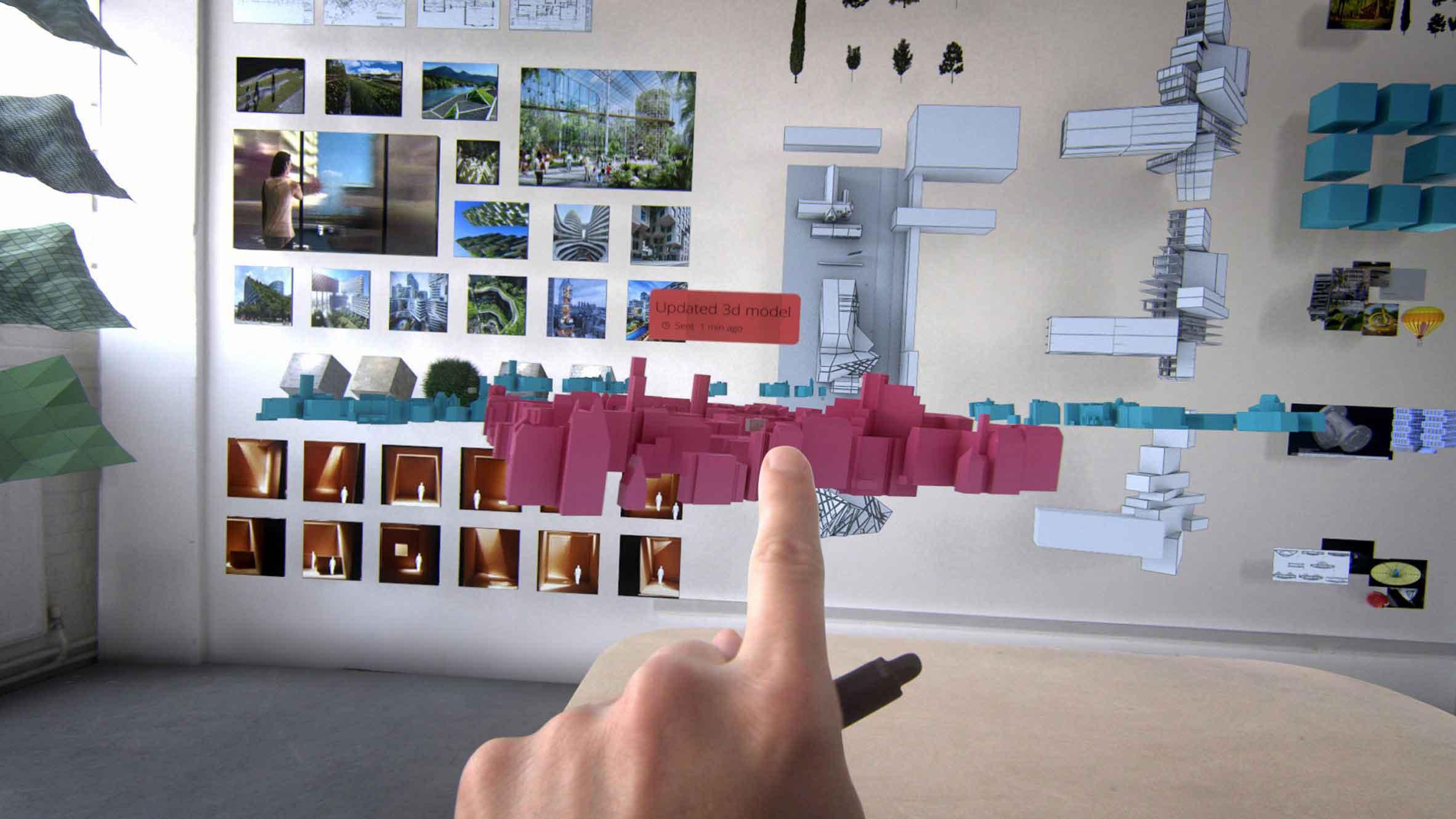 программа Hyperform для архитекторов