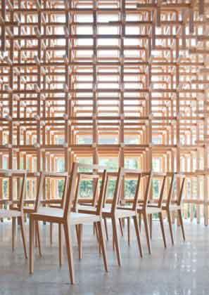 Ряд стульев