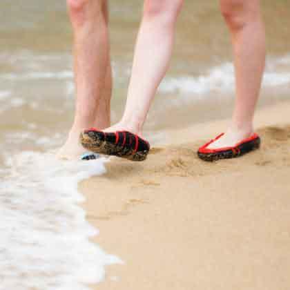 link flip shoes