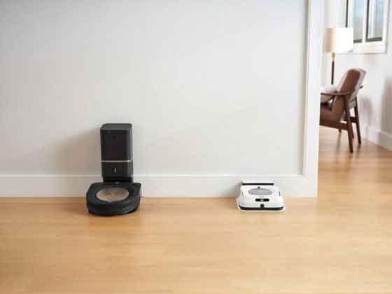 Roomba s9 + и Braava jet m6