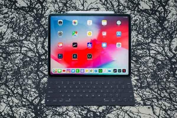 Поддержка мыши для iPad Pro