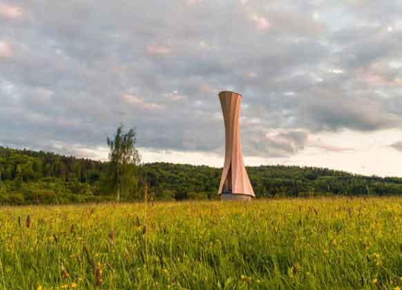 urbach башня
