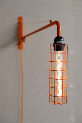 Лампа от Вирджил Абло