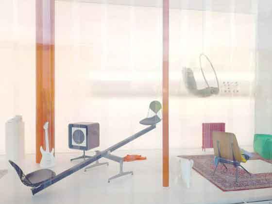 Инсталляция 2035 Вирджил Абло