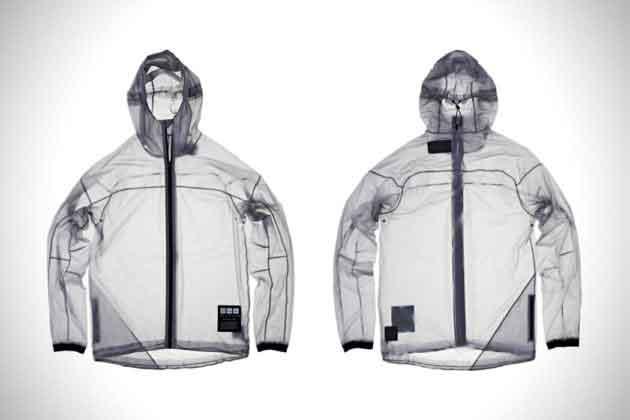 Курточка Solar Charged при дневном свете