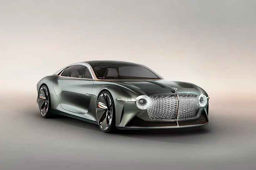 Концепт-кар Bentley EXP 100 GT