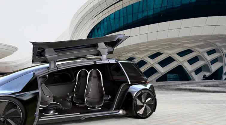 Автомобиль с роботом