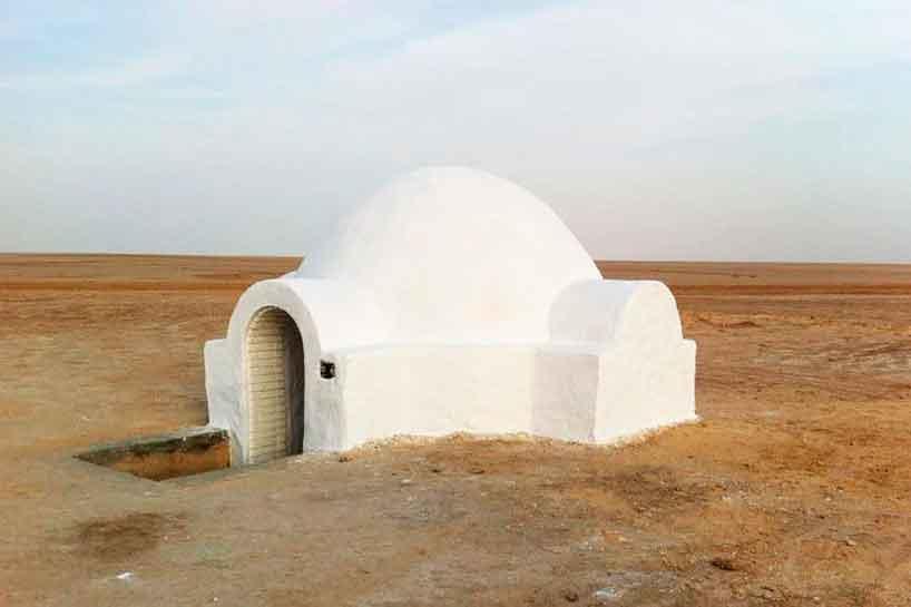 Каменное жилье