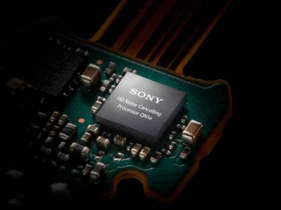 чип наушников WF-1000XM3 sony