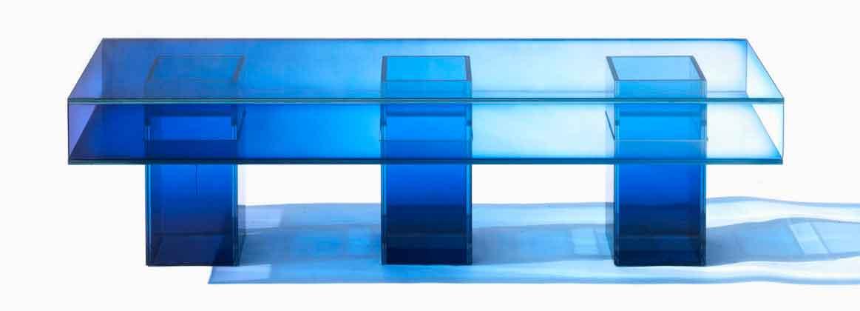 стол из стекла buzao NULL