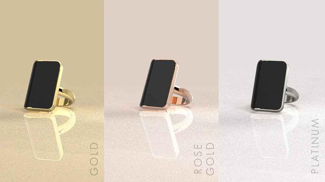 Умное кольцо на замену смартфона