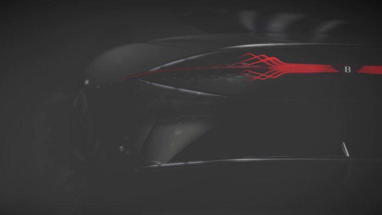 Bentley EXP 100 GT – футуристический автономный электромобиль с личным помощником AI