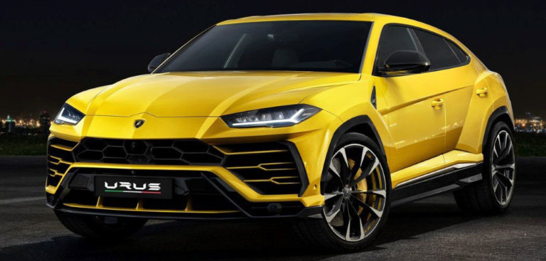Как вам дизайн нового Lamborghini URUS?
